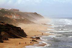 São Pedro de Moel, Portugal.  A melhor praia do distrito de Leiria