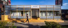 Gallery of NiGiRi Sushi and Restaurant / Junsekino Architect And Design - 1