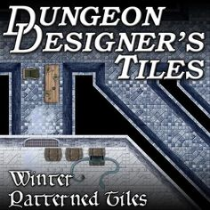 A set of art assets for creating your own frozen and ice covered Dungeon with dangerous mimics guarding loot.  Created for TableTop RPG's played via online Virtual Table Tops or Traditional Pen and Paper