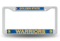 NBA Golden State Warriors Plastic License Plate Frame Car Auto