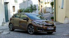 Der neue Kia cee'd: Noch mehr Multimedia für eine sicherere und angenehmere Fahrt Multimedia, Vehicles, Car, Automobile, Autos, Vehicle