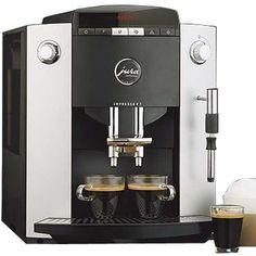 Jura-Capresso 13185 Impressa F7 Espresso Machine, Silver Metallic - http://www.teacoffeestore.com/jura-capresso-13185-impressa-f7-espresso-machine-silver-metallic-2/
