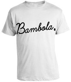 BAMBOLA TSHIRT 100% cotton