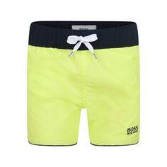 BOSS Baby Boys Lime Swimming Shorts