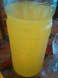 Concentré de jus de citron fait maison - Amour de cuisine