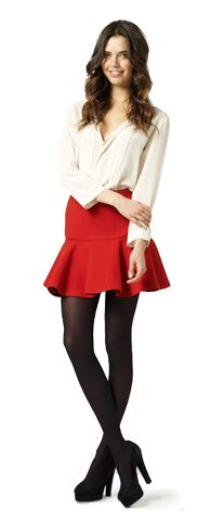 RED Joie skirt