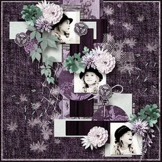 template from pack Ibiza Nights 3 by MissMel Templates https://www.digitalscrapbookingstudio.com/digital-art/templates/ibiza-nights-3/  kit Moonlight Serenade by Desclics  photo ©Mily Photography http://www.milyphotography.com/