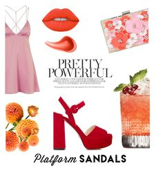 """Fresh"" by irixiketa ❤ liked on Polyvore featuring Prada, Topshop, New Look, Lime Crime and Urban Decay"