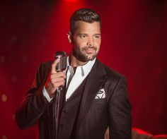 Your Daily Dose of Ricky Martin, POTD February 14, 2015