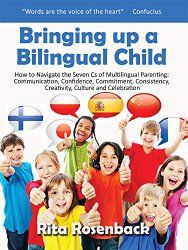 Watch Bilingual Parenting Interview with Rita Rosenback, Author of Bringing up a Bilingual Child | Miss Panda Chinese #BilingualParenting