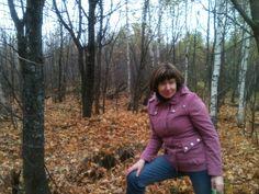 9.10.2016  в осеннем лесу, погода супер!