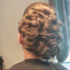 Homecoming hair by Amy www.pinupsalongirl.com 4436748160