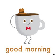 Start your day with sending beautiful Good Morning GIFs. Send Funny Morning Love GIFs, Pictures, animated morning flower GIFs to share with your friends and family members. Find Funny GIFs, Cute GIFs, Reaction GIFs and more. Good Morning Gif Funny, Good Morning Coffee Gif, Good Morning Gif Images, Good Morning Handsome, Good Morning Picture, Good Morning Love, Good Morning Greetings, Morning Pictures, Good Morning Wishes