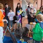 Visit NC State Veterinary Medicine for a day filled with animal friends, fun, and interesting information. Their 2016 Open House is scheduled for April 23rd. Visit the link to learn more! https://cvm.ncsu.edu/open-house/