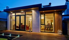 Shomera have completed over 1500 House Extensions and Garden Studios in Ireland. See some of our best Dublin House Extensions. Prefab Extensions, Bungalow Extensions, House Extensions, Kitchen Extensions, Garage Extension, House Extension Design, Extension Ideas, Extension Google, House Design