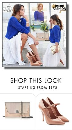 """""""set 119"""" by fahirade ❤ liked on Polyvore featuring Akris and RED Valentino"""