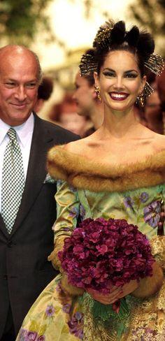 Oscar de la Renta Haute Couture, Fall 1997 | The House of Beccaria~