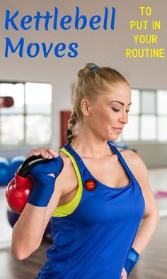 Learn why everyone from professional athletes to your favorite Hollywood celebrities are using these kettlebell exercises in their workouts. Kettlebell Workout Routines, Kettlebell Weights, Best Core Workouts, Exercise Workouts, Body Workouts, Fitness Workouts, Shoulder Workout At Home, Full Body Workout At Home, Squat Lift