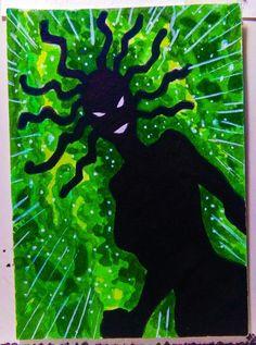 Medusa, mythologie creature.