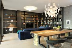 Model Apartment In Ljubljana Serves As Inspiration With Its Artistic Design