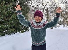 Kaarrokepaidan osat, laskelmat ja neulominen - PunomoPunomo Winter Hats, Crochet Hats, Fashion, Knitting Hats, Moda, Fashion Styles, Fashion Illustrations