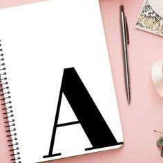 Planner Dividers, Planner Inserts, Printable Planner, Printables, Handmade Items, Handmade Gifts, Planners, Minimalism, Lettering