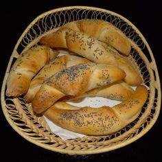 Recept Domácí rohlíky od Jan Stříbrný - Recept z kategorie Chléb a rohlíky