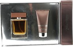 The One By Dolce & Gabbana For Men Edt Spray 3.3 Oz & Aftershave Balm 2.5 Oz by The One. $100.00. Accompanied by Dolce and Gabbana's distinctive male scent. Envelops the body with a seductive fragrance. The after shave moisturizes your freshly shaven skin, leaving a delicate perfume on you skin. THE ONE by Dolce & Gabbana for Men EDT SPRAY 3.3 OZ & AFTERSHAVE BALM 2.5 OZ Coriander, Grapefruit, Cardamom seed, Tobacco, Basil, Cedar, Ambre, Ginger, Orange Blossom