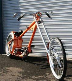 Bicicleta Custom/Chopper ('',)