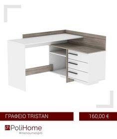 Office Desk, Corner Desk, Posts, Furniture, Home Decor, Corner Table, Desk Office, Messages, Decoration Home