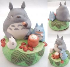 Ghibli Music Box Collection: My Neighbor Totoro E by Sekiguchi
