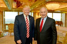 Trump warns Israel that new settlements 'may not help' achieve Middle East peace