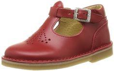 Start Rite Mini Lottie, Mädchen Sandalen  Rot Rouge (Red Leather) 21 - http://on-line-kaufen.de/start-rite/21-eu-start-rite-mini-lottie-maedchen-sandalen-3