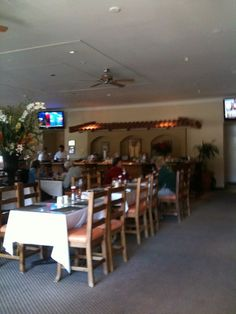 The Palms Cafe in Rancho Mirage, Ca. A local Favorite