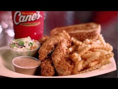 """Raising Cane's Commercial - """"Bragging Rights"""""""