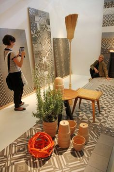 Design Standout: New Azulej Tile Collection by Patricia Urquiola for Mutina — Cersaie 2012