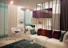 O paleta de culori splendida pentru decorul acestei garsoniere. Garsoniera Timpuri Noi - Art Deco Zone & Knox Design - Amenajari interioare Bucuresti. www.artdecozone.ro, #decorinteriorgarsoniera, #amenajarigarsoniere