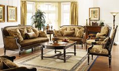 1000 Images About Luxurious Living Rooms On Pinterest