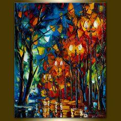 Rainy Night by Willson Lau