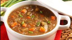 Receita de Sopa creme de lentilha e legumes. É uma delícia e fica pronta em 01h00m. Serve 8 pessoa(s).