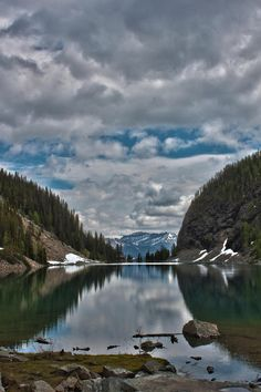 ✮ Lake Agnes - Calgary, Canada. l want to go see this place one day.Please check out my website thanks. www.photopix.co.nz