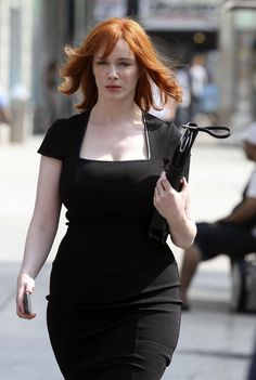 Christina Hendricks is an American actress. We best known for playing Joan Harris on the AMC cable television series Mad Men and also for playing Saffron on the FOX series Firefly.