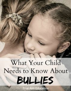 Bully-proof your kids! - What you need to know so you can teach your children. Family Issues, Anti Bullying, Raising Kids, Parenting Advice, My Children, Need To Know, Your Child, Just In Case, Behavior