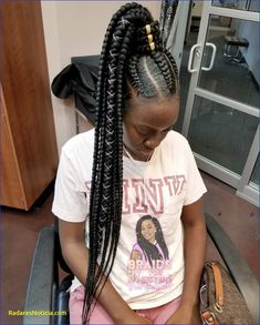 23 Renewed Goddess Braids Ponytail Hairstyles 23 Renewed Goddess Braids Ponytail HairstylesBest 23 ideas of goddess braids ponytail hairstyles for African American women. Blond Hairstyles, Braided Ponytail Hairstyles, Box Braids Hairstyles, Black Girls Hairstyles, Cornrow Ponytail, Braided Ponytail Black Hair, Ghana Braids Updo, Festival Hairstyles, Goddess Hairstyles