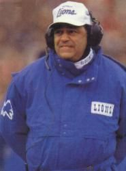 Wayne Fontes 1988 - 10996