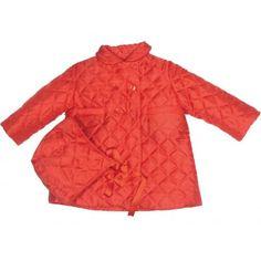 Para ellos este Abrigo rojo acolchado con capota para bebé Marca Sprint de Abrigos y Cazadoras -Bebé. Tienda Online de Moda Infantil y Ropa para niños www.pepaonline.com