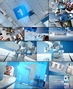Studio 1 by Angelsign Studio , via Behance