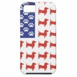 Shop Patriotic Dachshund Doxie Case-Mate iPhone Case created by Incatneato. Dachshund Tattoo, Dachshund Quotes, Dachshund Shirt, Dachshund Gifts, Funny Dachshund, Dapple Dachshund Puppy, Dachshund Puppies For Sale, Chihuahua Dogs, Pet Dogs