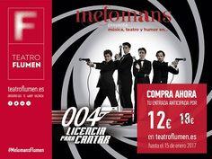 Estreno de Melomans en el Teatro Flumen - http://www.valenciablog.com/estreno-de-melomans-en-el-teatro-flumen/