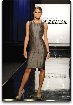 Project Runway Dress-Dmitry Sholokhov. So wish he would have won so I could buy it!!!